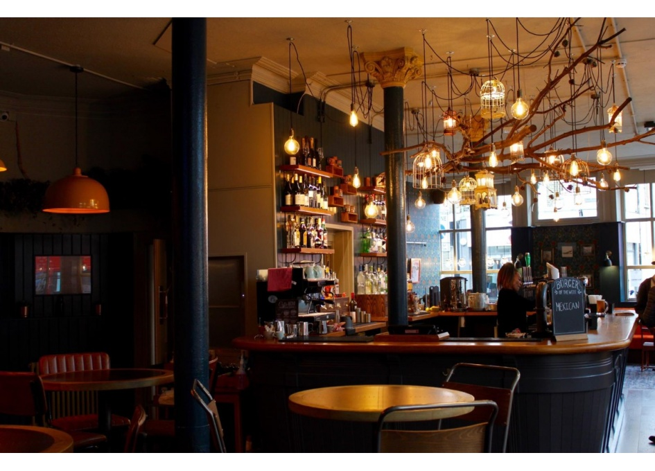 Commercial Lighting Projects - THE OLD TIGER'S HEAD, BLACKHEATH