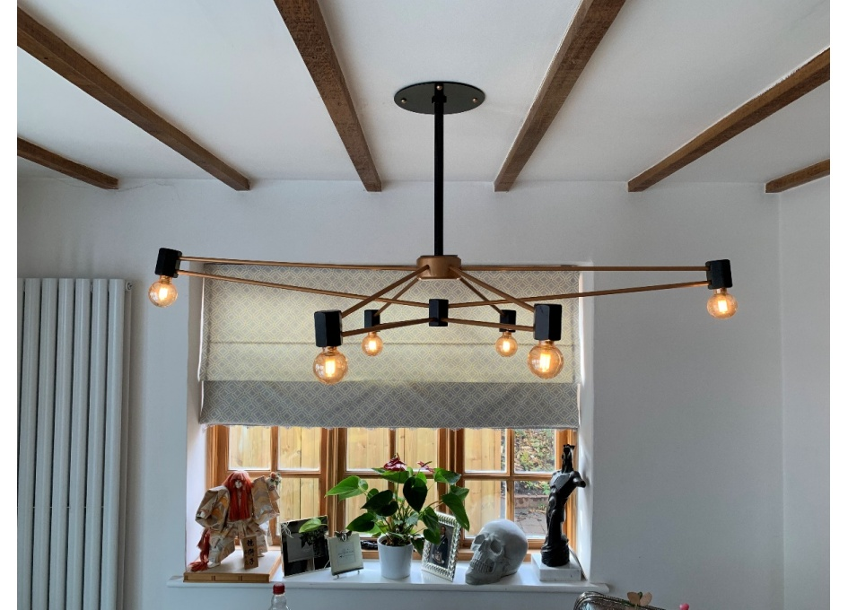 Commercial Lighting Projects - PRIVATE RESIDENCE, WARKS.