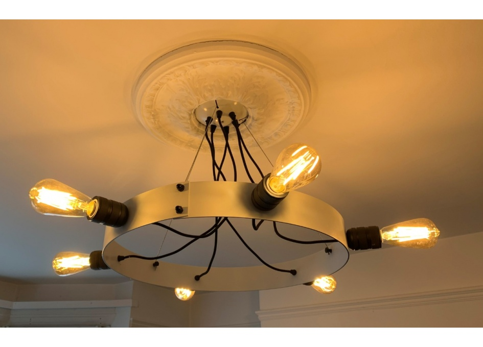 Commercial Lighting Projects - PRIVATE CLIENT, WARWICKSHIRE