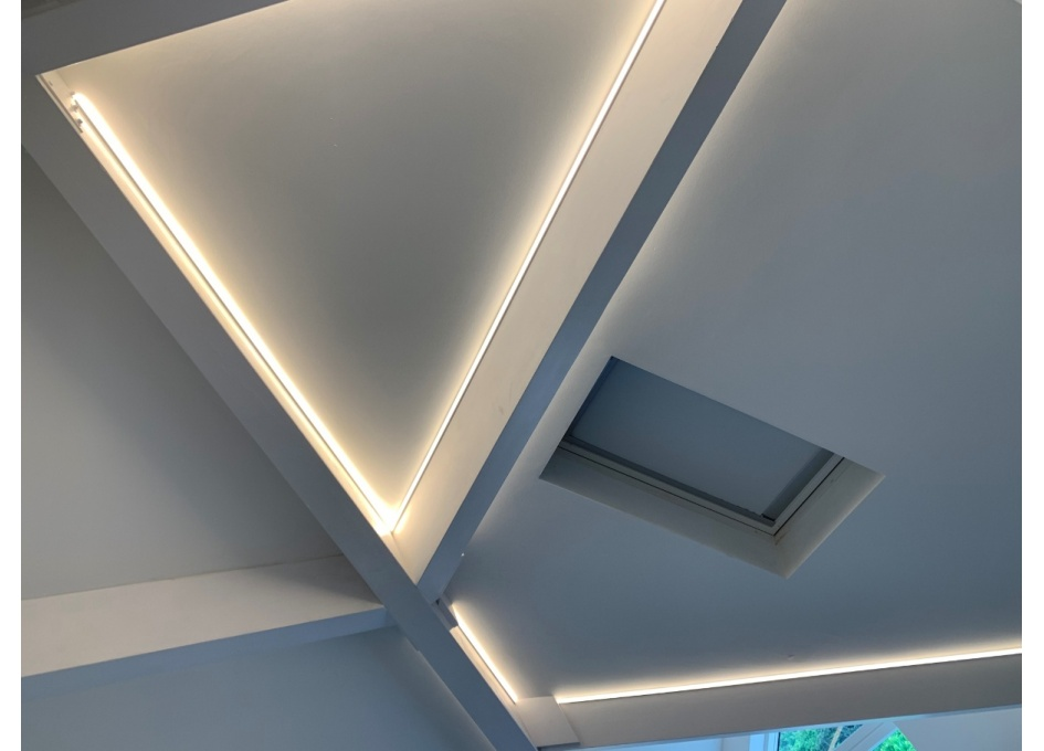 Commercial Lighting Projects - PRIVATE CLIENT, MALVERN