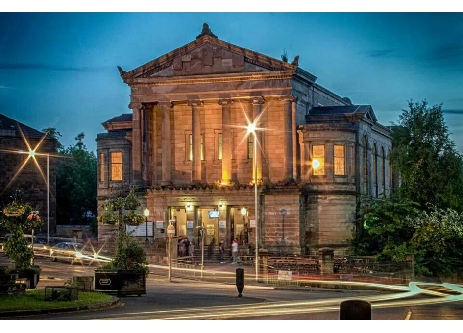 Commercial Lighting Projects - CHURCH ON THE HILL, GLASGOW