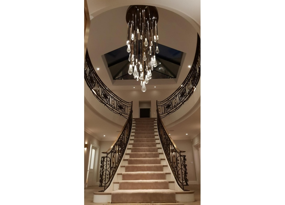 Commercial Lighting Projects - PRIVATE RESIDENCE, CHESHIRE