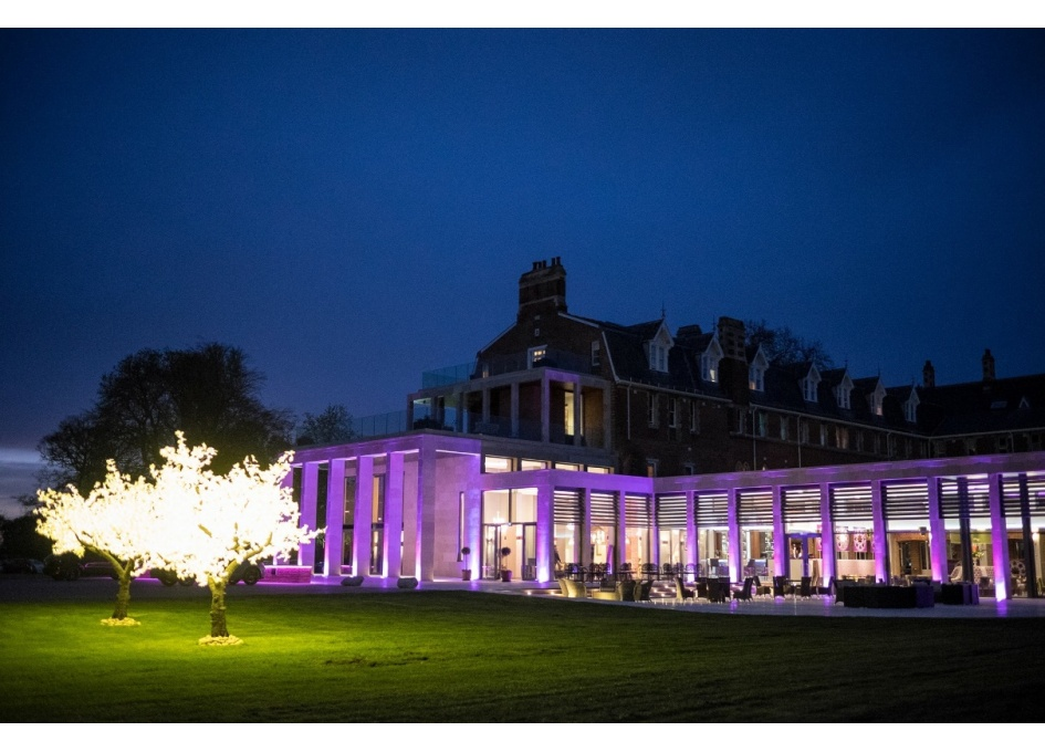Commercial Lighting Projects - STANBROOK ABBEY, WORCS.