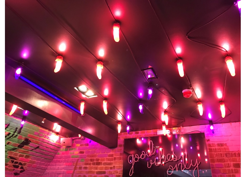 Commercial Lighting Projects - METROPOLIS, BETHNAL GREEN