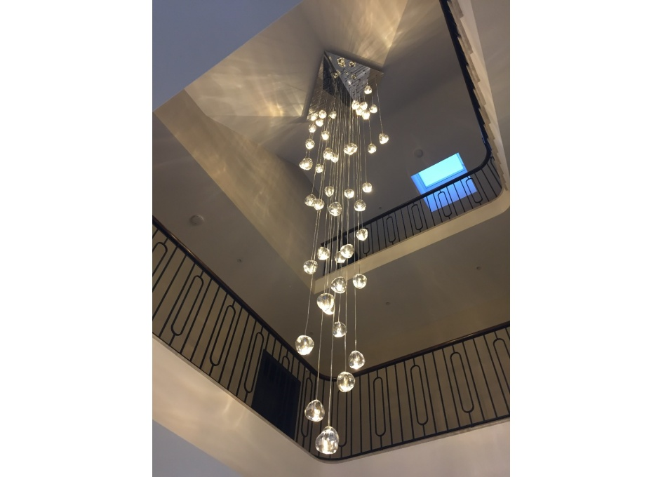Commercial Lighting Projects - PRIVATE RESIDENCE, BUCKINGHAMSHIRE