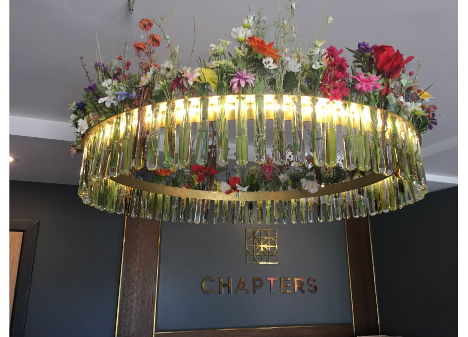 Commercial Lighting Projects - CHAPTERS, SALISBURY