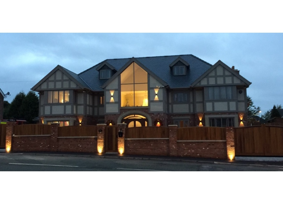 Commercial Lighting Projects - PRIVATE RESIDENCE, MANCHESTER