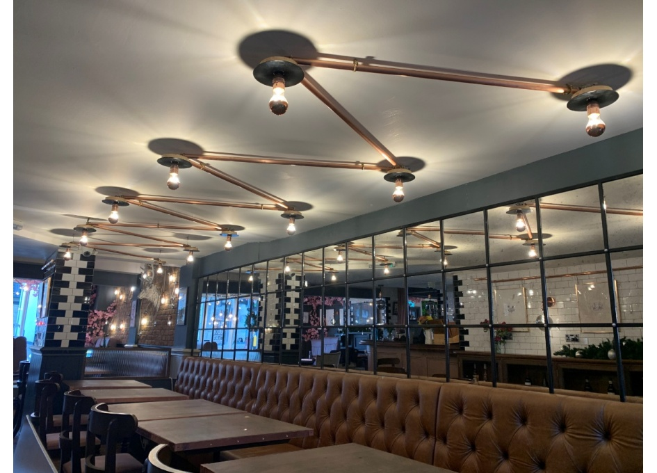 Commercial Lighting Projects - THE BROAD FACE, ABINGDON
