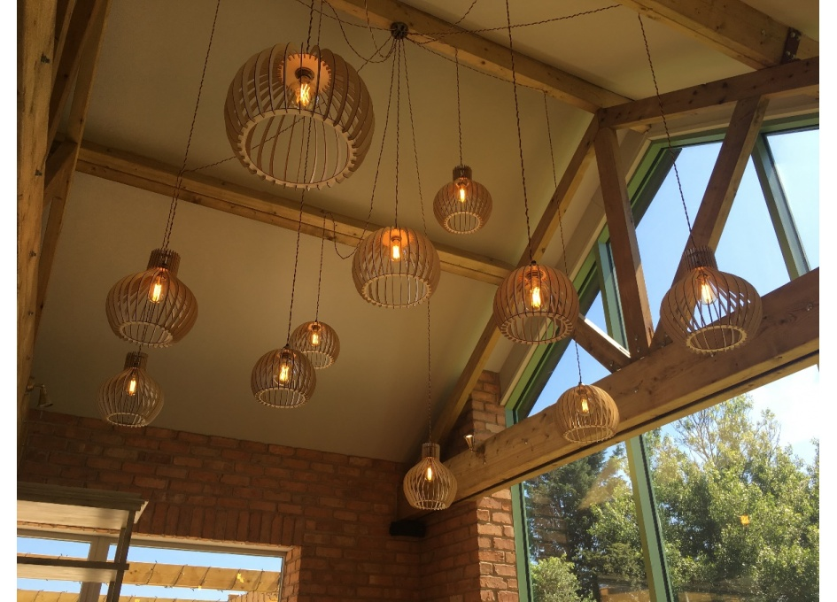 Commercial Lighting Projects - THE DURHAM OX, WARWICK