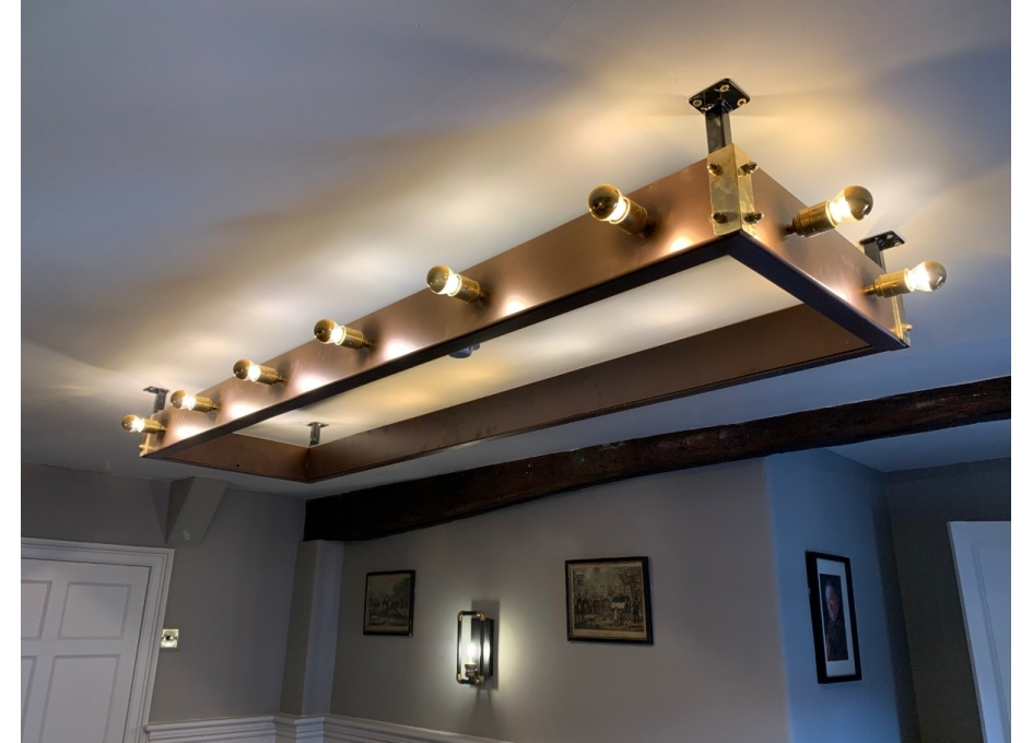 Commercial Lighting Projects - THE WATLING STREET VILLAGE, TOWCESTER