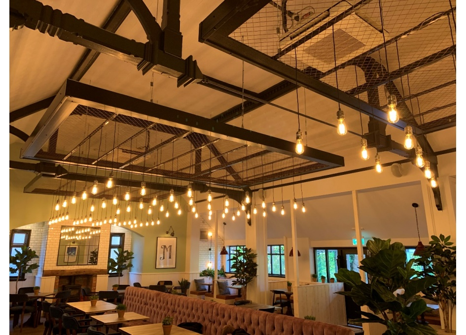 Commercial Lighting Projects - THE VILLAGE, MOSELEY