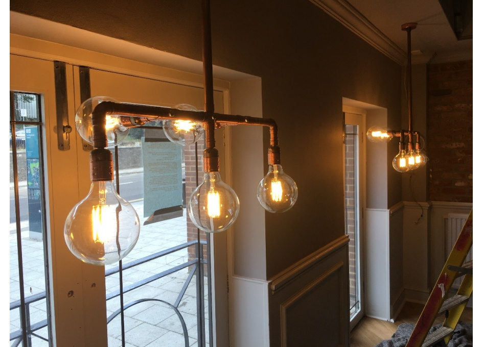 Commercial Lighting Projects - MAYFLOWER, SOUTHAMPTON