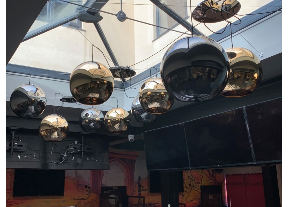 Commercial Lighting Projects - THE ROYAL OAK, WEST BROM