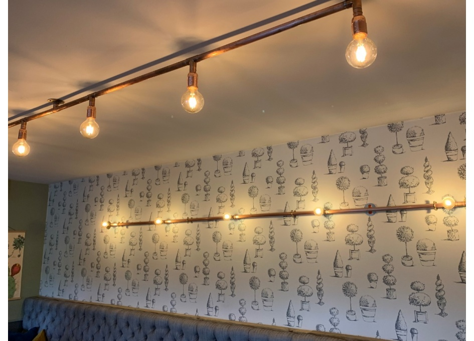 Commercial Lighting Projects - THE FLYFORD, WORCS