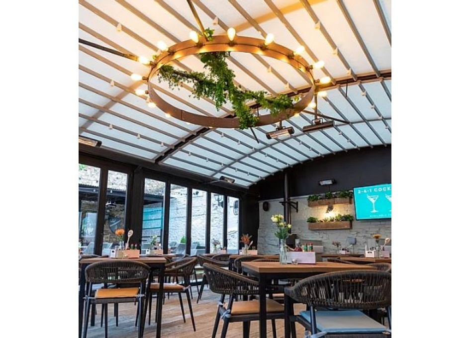 Commercial Lighting Projects - THE KINGS HEAD AND BELL, ABINGDON